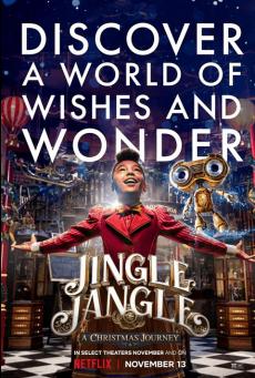 จิงเกิ้ล แจงเกิ้ล คริสต์มาส Jingle Jangle: A Christmas Journey (2020)