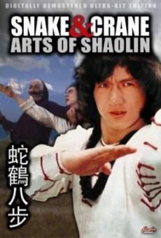 Snake and Crane Arts of Shaolin ศึกบัญญัติ 8 พญายม