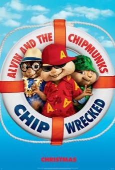 Alvin and the Chipmunks 3- Chipwrecked อัลวินกับสหายชิพมังค์จอมซน (2011)