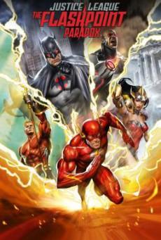Justice League- The Flashpoint Paradox จัสติซ ลีก จุดชนวนสงครามยอดมนุษย์ (2013)