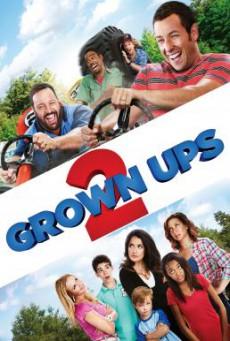 Grown Ups 2 ขาใหญ่ วัยกลับ 2 (2013)