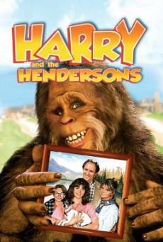 Harry and the Hendersons บิ๊กฟุต เพื่อนรักพันธุ์มหัศจรรย์ (1987) บรรยายไทย