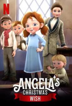 Angela's Christmas Wish อธิษฐานคริสต์มาสของแองเจิลลา (2020) NETFLIX