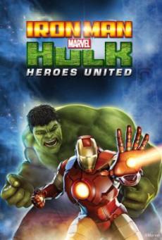 Iron Man & Hulk: Heroes United ไอร์ออนแมนปะทะฮัลค์ ศึกรวมพลังยอดมนุษย์ (2013)