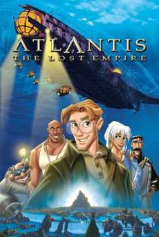 Atlantis- The Lost Empire แอตแลนติส ผจญภัยอารยนครสุดขอบโลก (2001)
