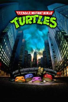 Teenage Mutant Ninja Turtles ขบวนการมุดดินนินจาเต่า (1990)