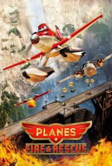Planes- Fire & Rescue เพลนส์ ผจญเพลิงเหินเวหา (2014)