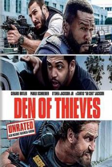 Den of Thieves โคตรนรกปล้นเหนือเมฆ (2018)