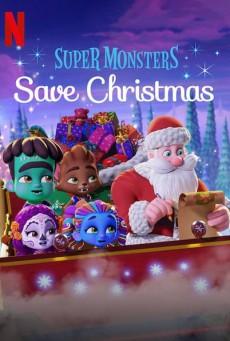 อสูรน้อยวัยป่วน ผู้ช่วยซานต้า Super Monsters: Santa's Super Monster Helpers (2020)
