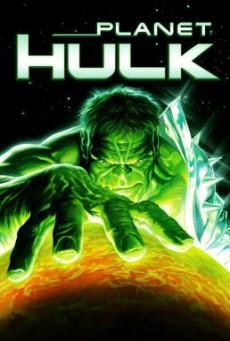Planet Hulk มนุษย์ตัวเขียวจอมพลัง (2010)