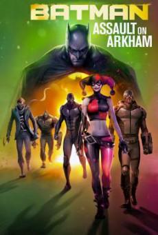 Batman: Assault on Arkham แบทแมน ยุทธการถล่มอาร์คแคม (2014)