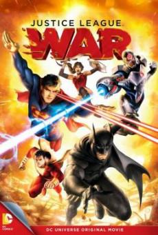 Justice League: War สงครามกำเนิดจัสติซ ลีก