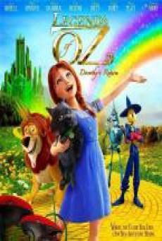 Legends of Oz- Dorothy's Return ตำนานแดนมหัศจรรย์ พ่อมดอ๊อซ
