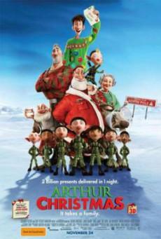 Arthur Christmas ของขวัญจานด่วน ป่วนคริสต์มาส