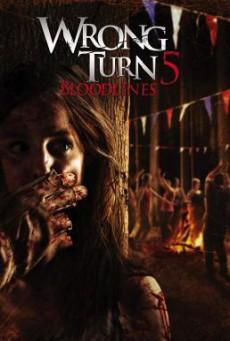 Wrong Turn 5- Bloodlines หวีดเขมือบคน 5 ปาร์ตี้สยอง (2012)
