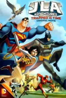 JLA Adventures: Trapped in Time จัสติซ ลีก หยุดแผนย้อนเวลายึดโลก