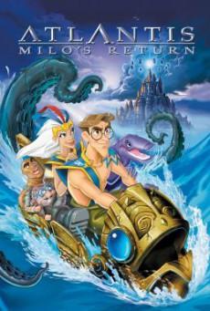 Atlantis- Milo's Return แอตแลนติส 2 ผจญภัยแดนอาถรรพ์ (2003)