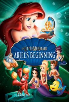 The Little Mermaid- Ariel's Beginning เงือกน้อยผจญภัย ภาค 3 ตอน กำเนิดแอเรียลกับอาณาจักรอันเงียบงัน (2008)