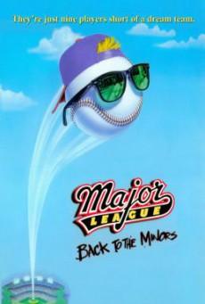 Major League: Back to the Minors เมเจอร์ลีก 3: ทีมใหม่หัวใจเก๋า (1998) บรรยายไทย