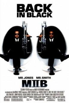 MIB Men In Black 2- เอ็มไอบี หน่วยจารชนพิทักษ์ (2002)