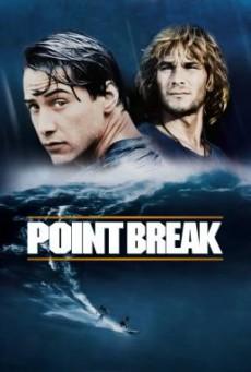 Point Break คลื่นบ้ากระแทกคลื่นบ้า (1991)