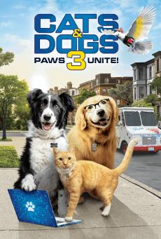 สงครามพยัคฆ์ร้ายขนปุย 3 Cats & Dogs 3: Paws Unite (2020)