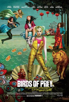 Birds of Prey (2020) ทีมนกผู้ล่า กับฮาร์ลีย์ ควินน์ ผู้เริดเชิด
