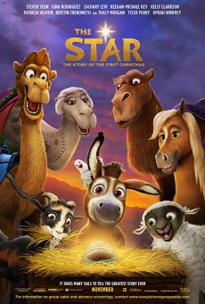 The Star (2017) คืนมหัศจรรย์แห่งดวงดาวลาตัวเล็ก