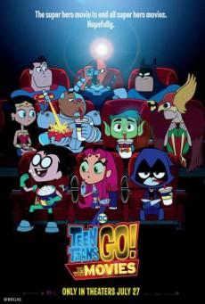 Teen Titans Go! To the Movies ทีน ไททันส์ โก ฮีโร่วัยเกรียน (2018)