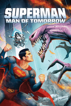 ซูเปอร์แมน บุรุษเหล็กแห่งอนาคต Superman Man of Tomorrow (2020)