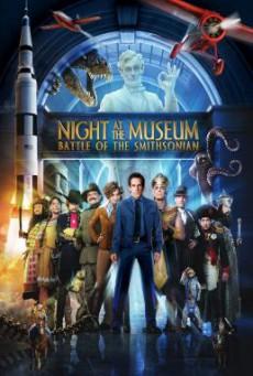 Night at the Museum- Battle of the Smithsonian มหึมาพิพิธภัณฑ์ ดับเบิ้ลมันส์ทะลุโลก (2009)