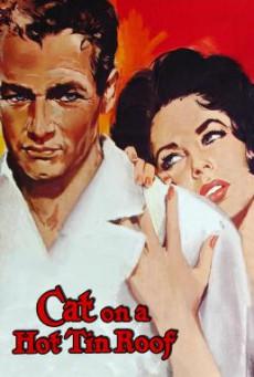 Cat on a Hot Tin Roof (1958) บรรยายไทย