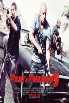 Fast & Furious 5 เร็ว แรง ทะลุนรก 5 (2011)