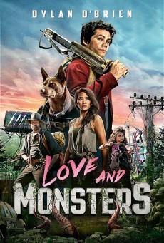 ความรักและสัตว์ประหลาด Love and Monsters (2020)