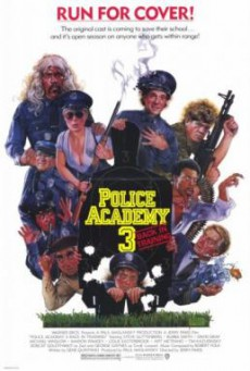Police Academy 3- Back in Training โปลิศจิตไม่ว่าง (1986)