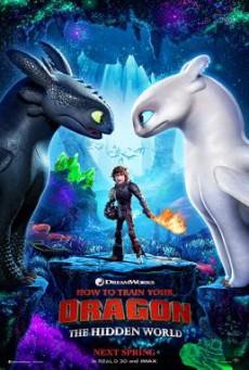 How to Train Your Dragon 3- The Hidden World อภินิหารไวกิ้งพิชิตมังกร 3 (2019)