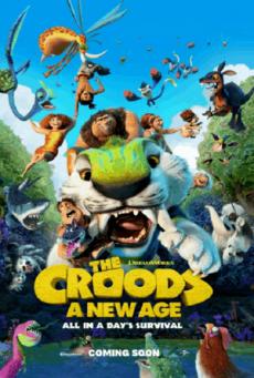 เดอะ ครู้ดส์ ตะลุยโลกใบใหม่ The Croods: A New Age (2020)
