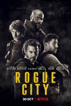 เมืองโหด Rogue City (2020)