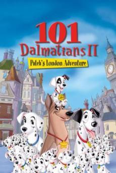 101 Dalmatians II: Patch's London Adventure 101 ดัลเมเชียน 2 ตอน แพทช์ตะลุยลอนดอน (2002)