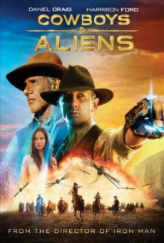 Cowboys & Aliens สงครามพันธุ์เดือด คาวบอยปะทะเอเลี่ยน (2011)