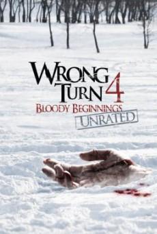 Wrong Turn 4- Bloody Beginnings หวีดเขมือบคน 4- ปลุกโหดโรงเชือดสยอง (2011)