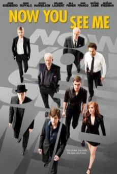 อาชญากลปล้นโลก (2013) (Now You See Me)