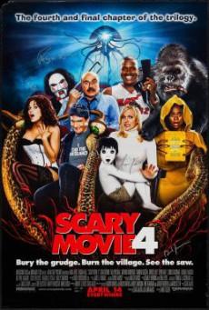Scary Movie 4: ยําหนังจี้ หวีดดีไหมหว่า (2006)