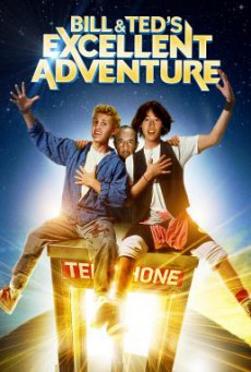 Bill & Ted's Excellent Adventure คู่ซี้คู่เพี้ยน (1989)