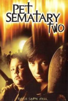 Pet Sematary II กลับมาจากป่าช้า 2 (1992)