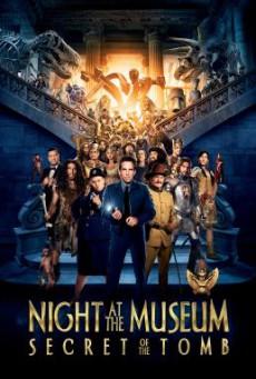 Night at the Museum- Secret of the Tomb ไนท์ แอท เดอะ มิวเซียม ความลับสุสานอัศจรรย์ (2014)