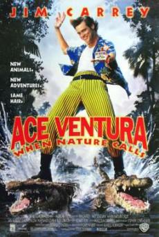 Ace Ventura 2- When Nature Calls ซุปเปอร์เก๊กกวนเทวดา (1995)