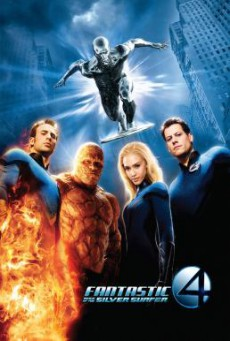 Fantastic Four- Rise of the Silver Surfer สี่พลังคนกายสิทธิ์- กำเนิดซิลเวอร์ เซิรฟเฟอร์ (2007)