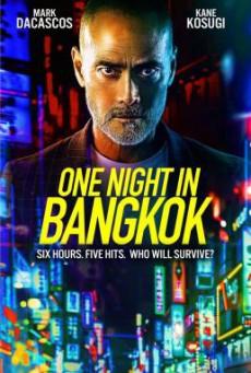 One Night in Bangkok (2020) บรรยายไทย