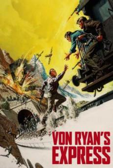 Von Ryan's Express ด่วนนรกเชลยศึก (1965)